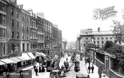 Grafton Street 1897, Dublin