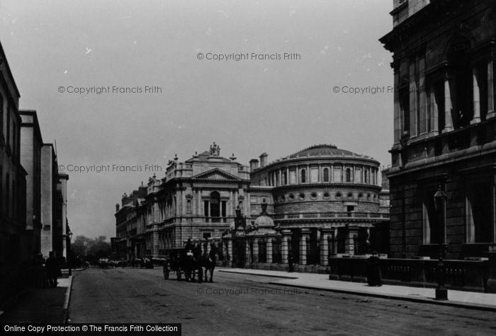 Photo of Dublin, Kildare Street 1897