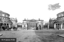 Leinster House 1897, Dublin