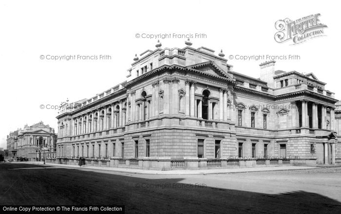 Photo of Dublin, Natural History Museum 1897