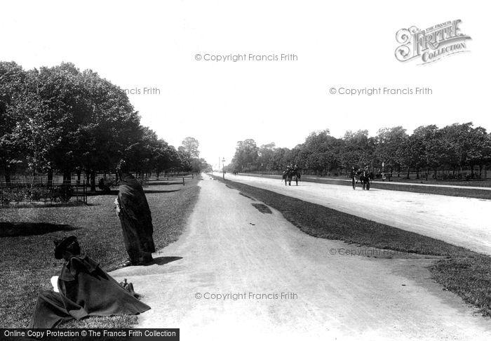 Photo of Dublin, Phoenix Park 1897