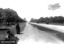 Dublin, Phoenix Park 1897