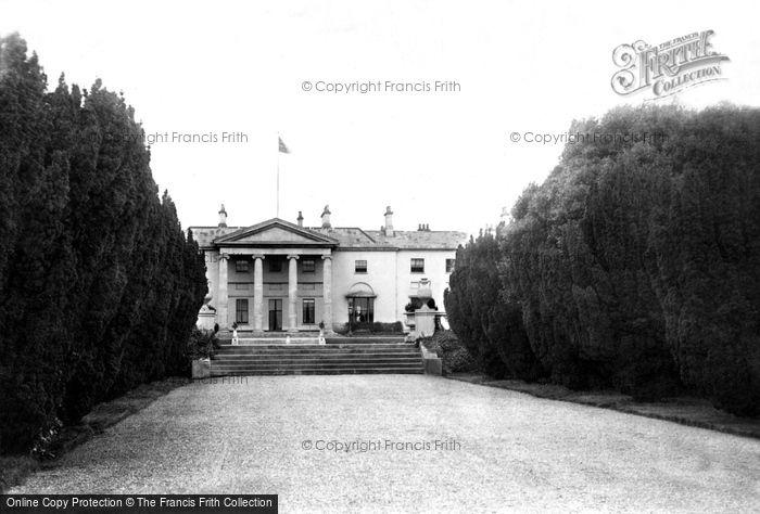 Photo of Dublin, Phoenix Park, Viceregal Lodge 1890