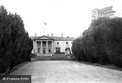 Phoenix Park, Viceregal Lodge 1890, Dublin