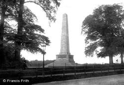 Phoenix Park, Wellington Monument 1890, Dublin