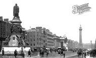 Dublin, Sackville Street 1897