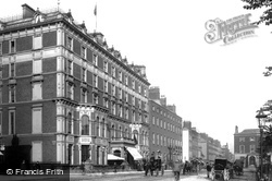 Shelbourne Hotel 1897, Dublin