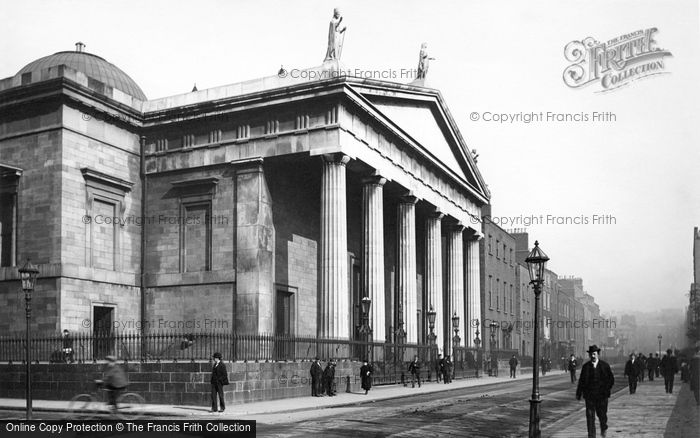 Photo of Dublin, St Mary's Pro Cathedral 1897