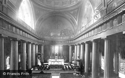 Dublin, St Mary's Pro-Cathedral, The Interior 1897