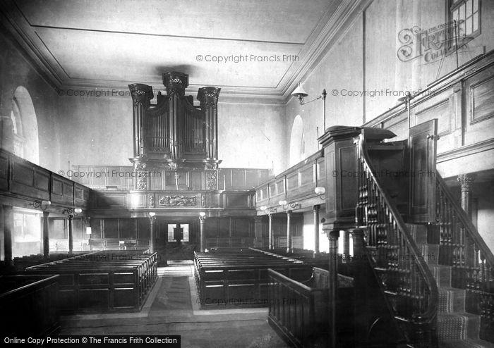 Photo of Dublin, St Michan's Church 1890