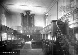 St Michan's Church 1890, Dublin