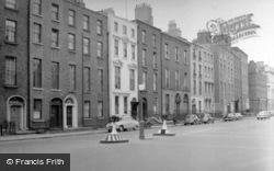 Dublin, St Stephen's Green 1957