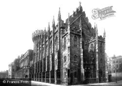 The Chapel Royal 1890, Dublin
