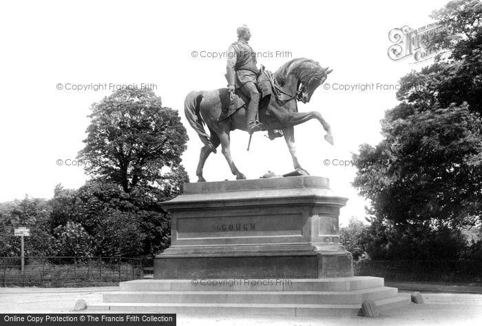 Photo of Dublin, The Gough Monument 1897
