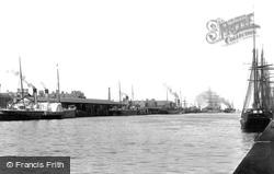 The Harbour 1897, Dublin