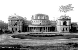 Dublin, The National Museum 1897