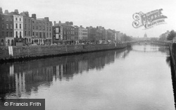 Dublin, The Quays 1957