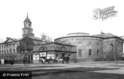 The Rotunda And The Hospital 1897, Dublin