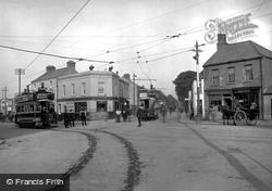 Trams At Terenure c.1900, Dublin