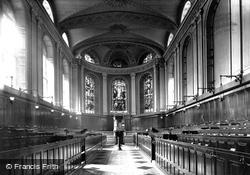 Dublin, Trinity College Chapel, East 1897