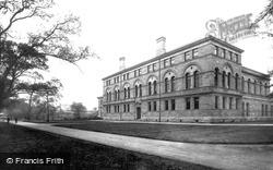 Trinity College, Medical School 1897, Dublin