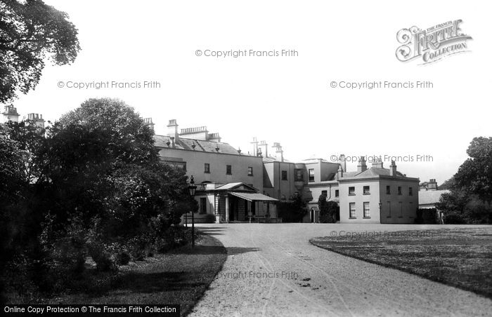 Photo of Dublin, Viceregal Lodge 1897