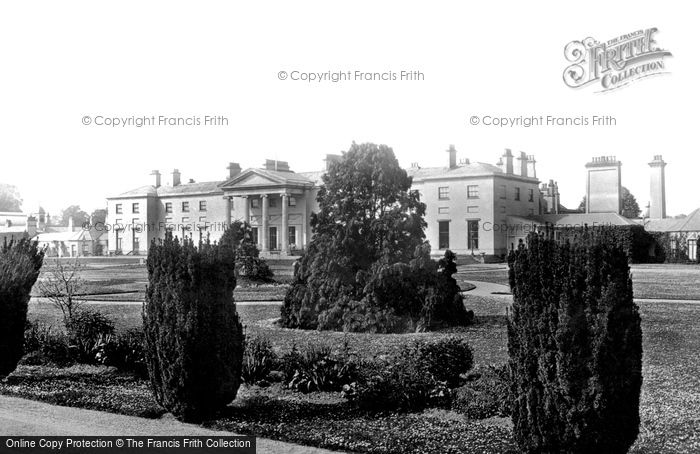 Photo of Dublin, Viceregal Lodge From Phoenix Park 1897