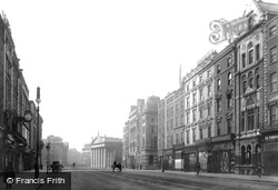 Westmoreland Street 1897, Dublin