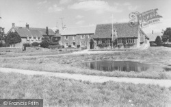 The Pond c.1955, Ducklington