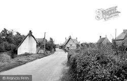 The Village c.1955, Ducklington