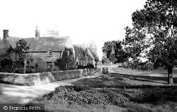The Village Green c.1955, Ducklington