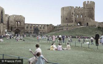 Dudley, Castle Keep c1955