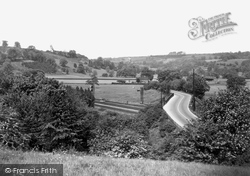 From Castle Grounds c.1950, Duffield