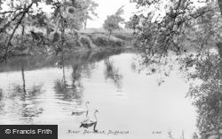 River Derwent c.1960, Duffield