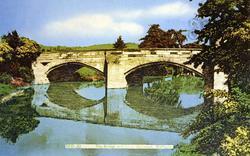 The Bridge c.1950, Duffield