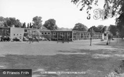The Grammar School c.1960, Duffield