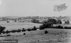 View From Duffield Bank c.1955, Duffield