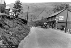 Duffryn, Afan Road 1938