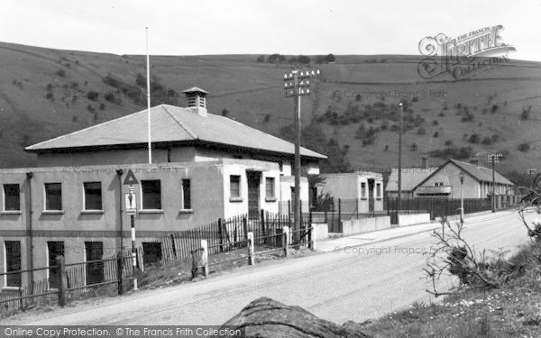 Photo of Duffryn, Rhondda, Hall And School 1938