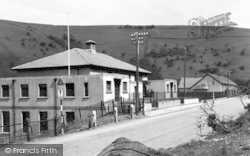 Duffryn, Rhondda, Hall And School 1938
