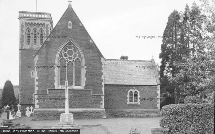 Photo of Duffryn, St Matthew's Church 1937