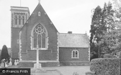 Duffryn, St Matthew's Church 1937
