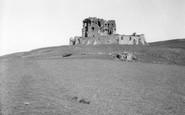 Dufftown, Auchindoun Castle 1961