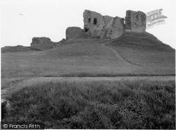 Duffus, Castle 1961