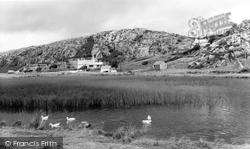 The Fishing Pond c.1965, Dulas