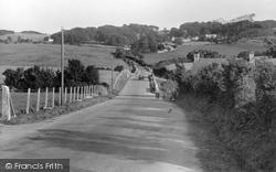 Village c.1955, Dulas