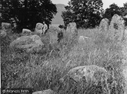 Croftmoraig Stone Circle 1955, Dull