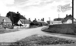 Dullingham, Cross Green c.1955