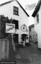 Dulverton, A Quaint Cottage c.1965