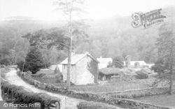 Dulverton, Barlynch Abbey 1892